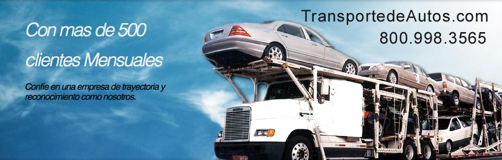 Transporte Vehicular – CarShipping – Transporte de Carros – Envio de Autos