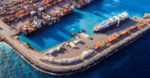 puerto de República Dominicana